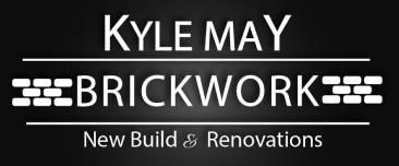 Kyle May Brickwork Logo